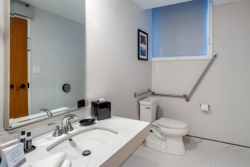 Accessible King - Courthouse Hotel - Thunder Bay, Ontario, Canada - View 5